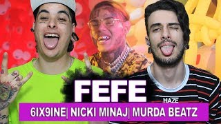 "6ix9ine, Nicki Minaj, Murda Beatz - ""FEFE"" (Official Music Video) 