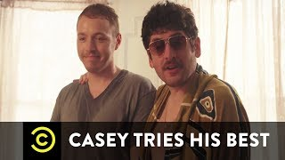 Elder Care - Casey Tries His Best