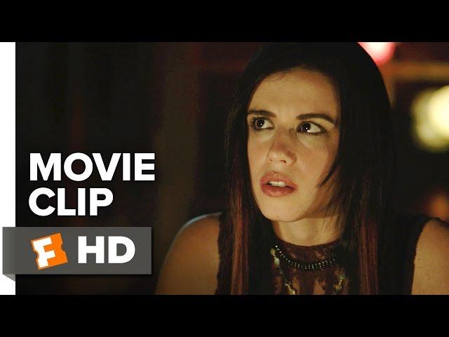 The Bye Bye Man Movie CLIP - Seance (2017) - Jenna Kanell Movie