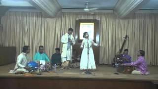 Kirtan in English by Suman Bhattacharya with Sunanda & Arya, part-3