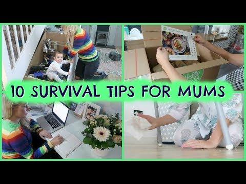 Xxx Mp4 10 SURVIVAL TIPS HACKS FOR MUMS MOM HACKS EMILY NORRIS AD 3gp Sex