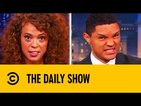 Trevor Wonders Whether White People Can Be Black The Daily Show Comedy Central
