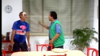 [Os Trapalhões Melhores Momentos] Dedé, Mussum e Zacarias fazem com Didi as cenas do cinema
