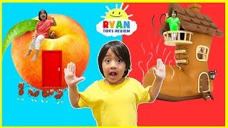Ryan plays Would You Rather kids edition!