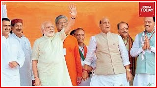Narendra Modi Speech On 2 Years In Power At BJP Rally, Saharanpur