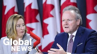 Bank of Canada discusses raised interest rate of 1.75%