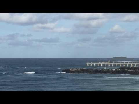 2x RAAF FA/18F Super Hornets Off Point Danger 2017