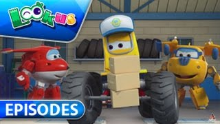 【官方Official】《超级飞侠》第44集 - Super Wings (Chinese) _ EP44