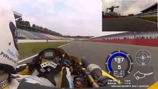 Superkart - Hockenheim Ring - April 2014 - Race 1