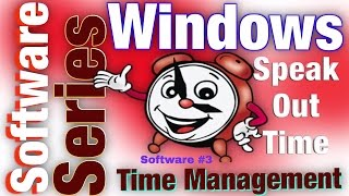 Manage Your Time And Increase The Productivity | Say The Time - Must Have Software #saythetime