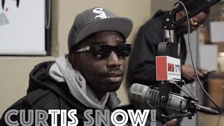 Curtis Snow Talks Life After
