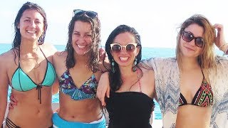 Boats, Beers, and Bikinis! - Fiji Day 1