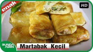 Cara Membuat Martabak Kecil Resep Masakan Indonesia  Recipes Cooking Bunda Airini