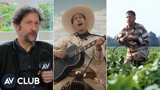 Tim Blake Nelson on O Brother, Buster Scruggs, and the early Marvel Cinematic Universe