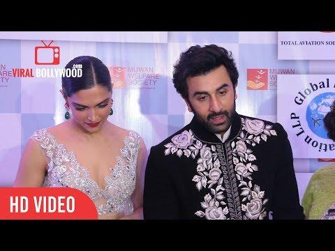 Chit Chat With Beautiful Jodi Ranbir Kapoor & Deepika Padukone | Mijwan Fashion Show