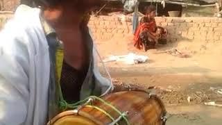 Sisi bhri gulab ki superb dholking in street in india part 2.....