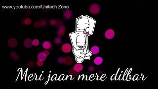 Dil Ne Yeh Kaha Hai Dil se ❤ || Female Version ❤ || New : Love ❤ : Romantic 💏 WhatsApp Status Video