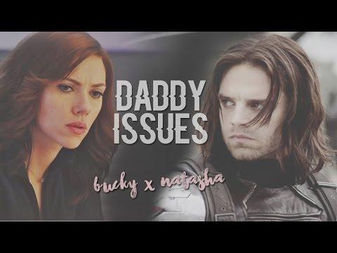 bucky x natasha | daddy issues