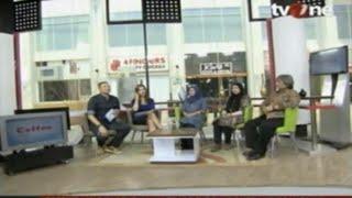 Talkshow Disleksia @Coffee Break TV One, 21 Oktober 2015