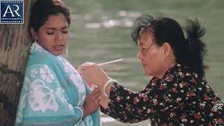 Sowrya Movie Scenes | Aparna Makes Tattoo on Her Chest | AR Entertainments