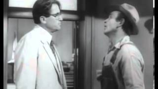 To Kill a Mockingbird Official Trailer 1   Gregory Peck Movie 1962 HD