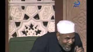 الشعراوي اللغة العربية والمستغربين