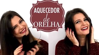 DIY | Aquecedor de Orelha