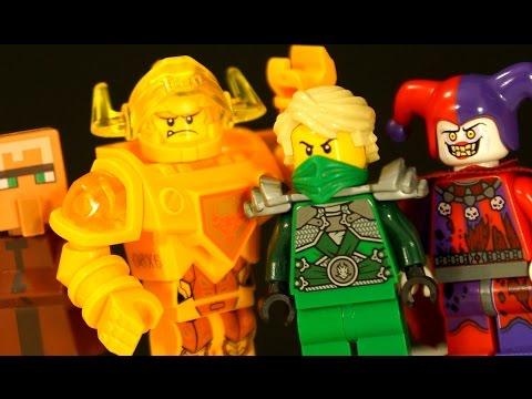 «Лего Нексо Найтс Смотреть Мультик На Русском 8 Серия» — 2011