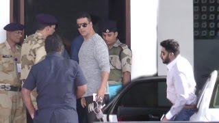 Spotted: Airport VIP Entry 27 May 2016   Akshay Kumar, Abhishek Bachchan