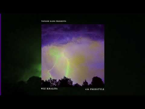 Wiz Khalifa - 420 Freestyle [Official Audio]