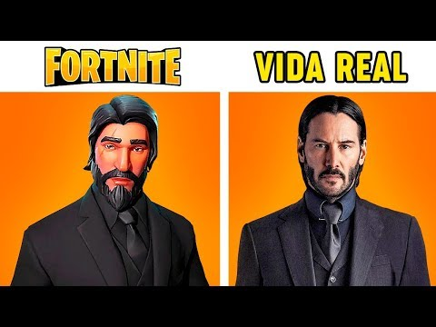 Xxx Mp4 10 PERSONAJES DE FORTNITE EN LA VIDA REAL 3gp Sex