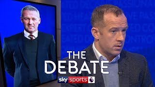 Who will get relegated from the Premier League? | Craig Bellamy & Charlie Adam | The Debate