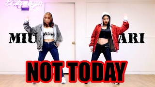 BTS NOT TODAY 방탄소년단 cover dance WAVEYA