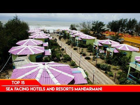 Top 15 sea facing hotels and resorts in Mandarmani Digha