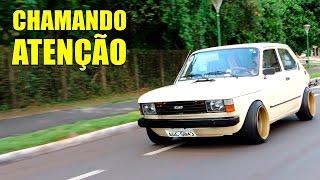 FIAT 147 HELLAFLUSH - Carro dos inscritos Ep.05 FULL HD