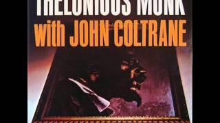 Thelonious Monk with John Coltrane jazz