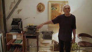 John Giorno Interview: Inside William Burroughs' Bunker