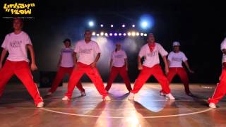 Hip Hop Dance. Urban Flow. Streetstyle Dance Academy.