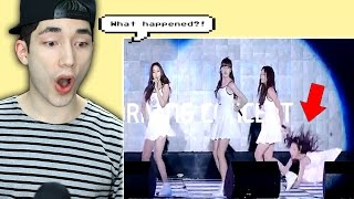 Most Shocking Kpop Moments Caught On TV!