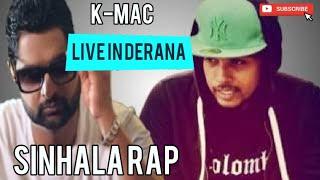 Sinhala Rap   K-mac   @iraj Tv show   Derana
