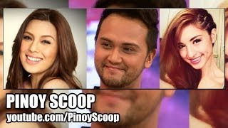 Nikki Gil, Billy Crawford And Coleen Garcia In One Fashion Show