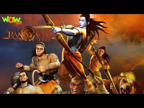 Xxx Mp4 Ramayana The Epic English Movie Animated Devotional Stories For Kids WowKidz 3gp Sex
