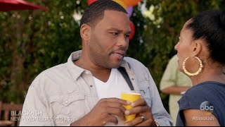 The Johnsons Go To Church - black-ish