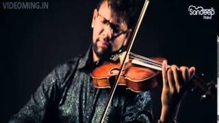 Banjaara   Baarish Violin Cover   Sandeep Thakur Full HDvideoming in