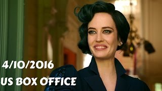 The Reviewer | US Box Office (4/10/2016) أفلام البوكس أوفيس لهذا الأسبوع