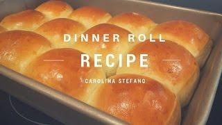 Dinner Roll - Better than store bought
