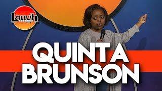 Quinta Brunson | Harriet Tubman | Stand-Up Comedy