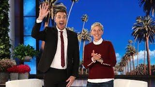 Ellen Celebrates Dax Shepard