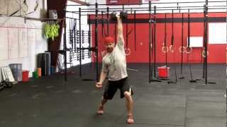 CrossFit Dumbbell Snatch - Northstate CrossFit