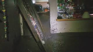 Montecito Man Shares Dramatic Footage of Flash Flood at Home